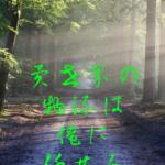 【第十章 エルフの里】第七話 森の村